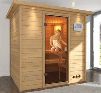 Sauna reinigen