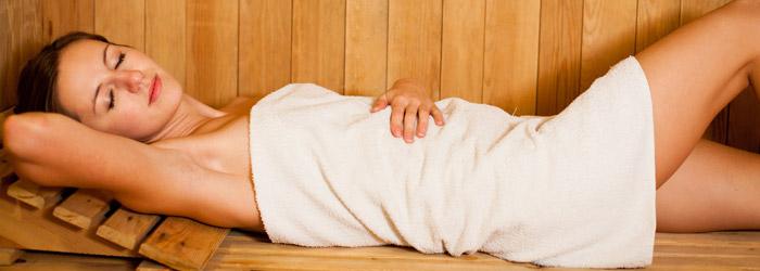 Sauna trotz Erkältung