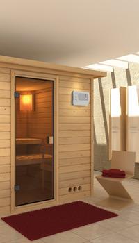 Sauna Lüftung