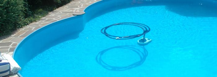 Pool reinigen